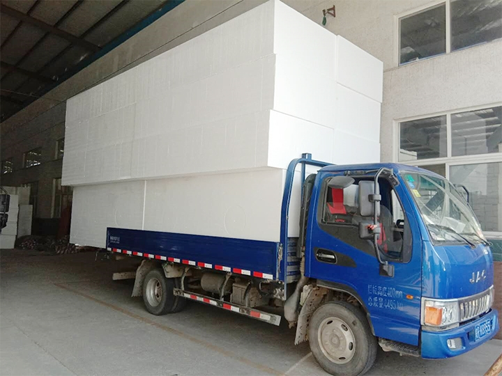安徽泡沫板定制案例